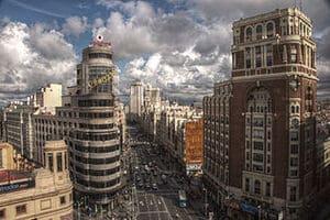 Cerrajeros Madrid 24 HORAS Plaza Mostenses
